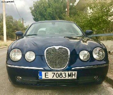 Jaguar S-type 2.7 l. 2004 | 240000 km