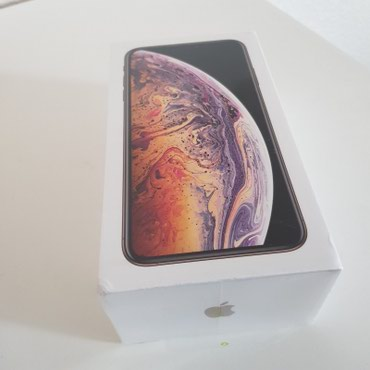 Apple iPhone Xs max 512Gb New σε Αθήνα