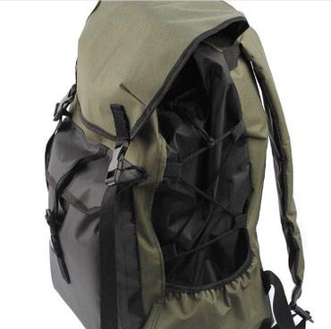 Недорогой практичный рюкзак РЫБАЛКА выполнен из ткани оксфорд 600D с в
