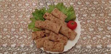 тесто для лепки в Азербайджан: Диэтические блинчики Дюкана,делаем дома сами,тесто сделано из отрубей