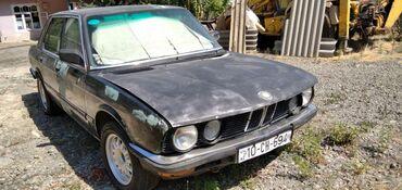 BMW 520 in Azərbaycan: BMW 520 2 l. 1983   811 km