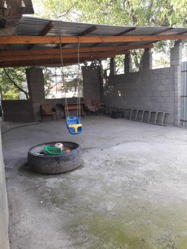 СРОЧНО!!!Продаю 2 дома на одном участке + действующий магазин в Бишкек