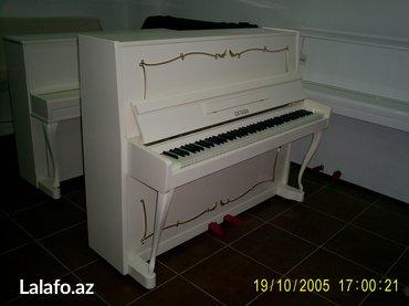 Bakı şəhərində Keyfiyyətli Pianolar satuilir