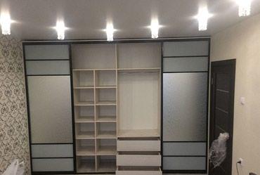 шкафы купе мебель в Кыргызстан: ШКАФЫ!Шкаф купе,Кухни Тут!Мебель на заказ !Нужен шкаф купе? Нужна