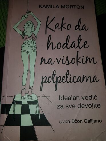 Knjige, časopisi, CD i DVD | Subotica: Fenomenalna knjiga sa odlicnim savetima 🥰