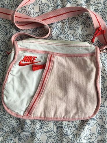 Nike torba - Topola