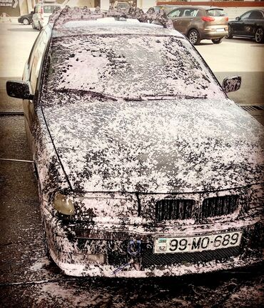 BMW 318 in Azərbaycan: BMW 318 1.8 l. 1992   373000 km