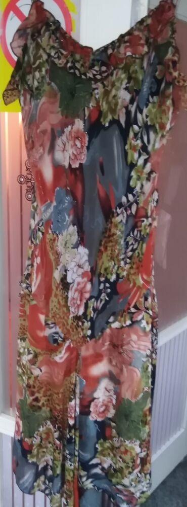 Duks haljina - Crvenka: PRESLATKA HALJINICA ZA MLADE. NOVAA. ELEGANTNA