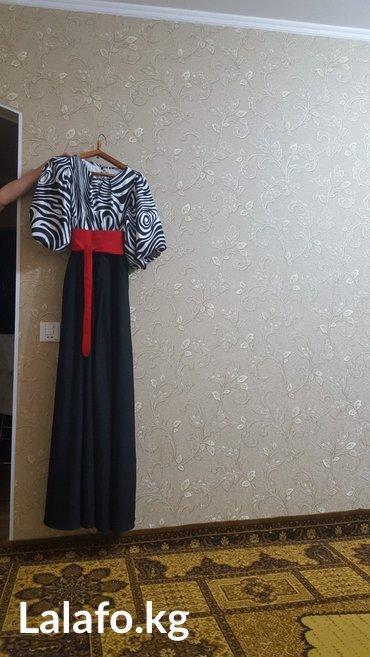 Очень красивое платья турция б. у в идеальном состоянии 44-46размера в Лебединовка