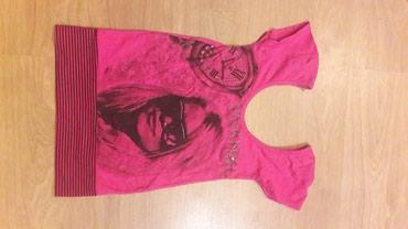 Majica sa devojkom i cirkonima - Prokuplje