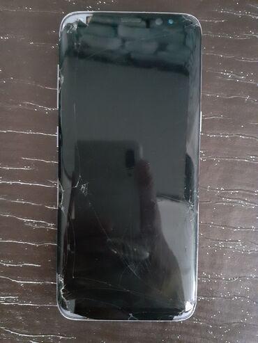 Mobilni telefoni - Leskovac: Samsung S8Stanje kao i na fotografijama.Daje znak da je upaljen ali ne