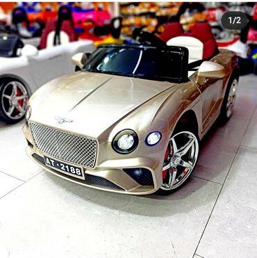 Детский мир - Аджигабул: Bentley Usaq masini Almaniya istehsali Qiymet 360 Azn