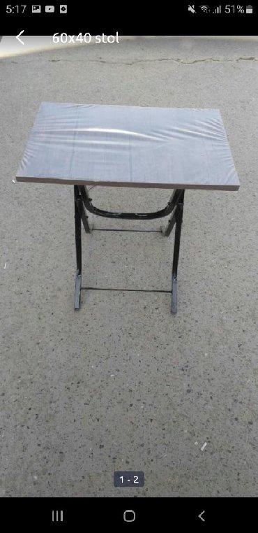 деревянный стол на кухню в Азербайджан: КОМПАКТНЫЙ,РАСКЛАДНОЙ СТОЛ ДЛЯ КУХНИ.Размер 60х40 см