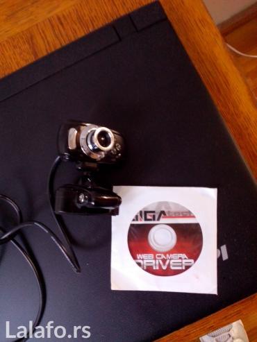Sniženo na 600 din, kamera, web camera giga tech, - Beograd