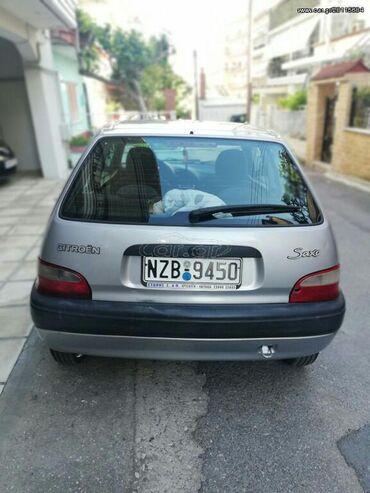 Citroen Saxo 1.1 l. 2001 | 172000 km