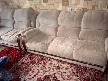 tkan dlja obivki kuhonnoj mebeli в Кыргызстан: Продается б/У мебель 4 комплекта город Токмок