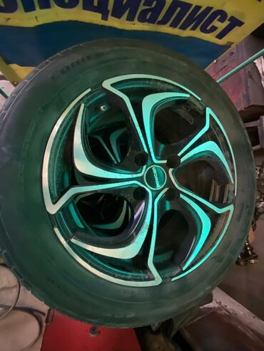 Летние колеса на форд фокус Состояние отличноеДиски не правленные и не