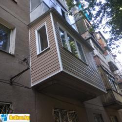 Проводим работы по утеплениюРасширяем все типы балконовУстанавливаем