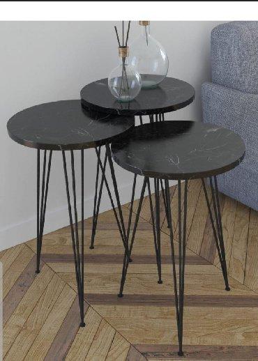 столик прикроватный в Азербайджан: Журнальный столик ×3Турецкий товар остался только один.Продовали за