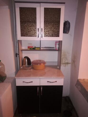 готовая сумка в роддом купить в Кыргызстан: Продаю кухонный купе. Новый покупал. Не царапины все идеальном