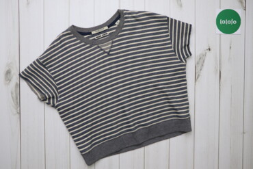 Жіноча футболка у смужку Maison Scotch   Довжина: 52 см  Ширина плеча