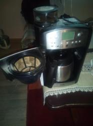 Elektronika - Zabalj: Kafe aparat. Iz nemačke.4000 din može i zrno kafe