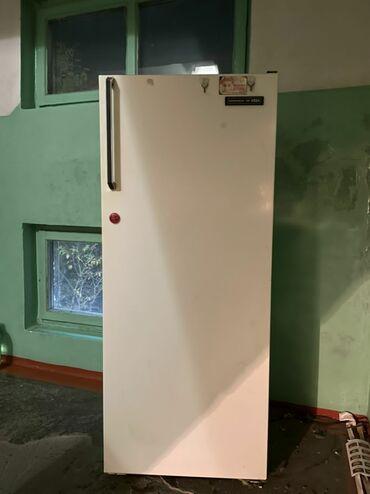 продаю холодильник бу in Кыргызстан   ХОЛОДИЛЬНИКИ: Б/у   Белый холодильник