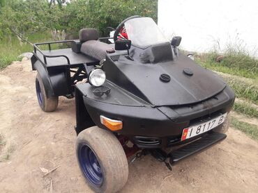 Мотоциклы и мопеды - Кызыл-Суу: Самодельный