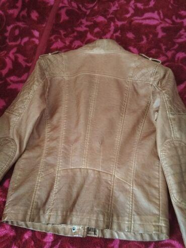 Куртки - Кыргызстан: Цвет: коричневый  Состояние: почти новый Продам