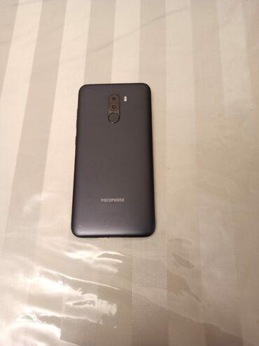 Xiaomi PocoPhone F1 | 64 GB | Boz | Barmaq izi, İki sim kartlı, Face ID