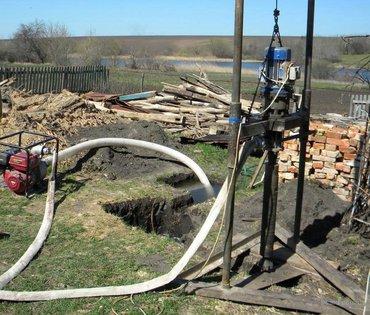 бурим скважину бишкек в Кыргызстан: Вода бурим скважину