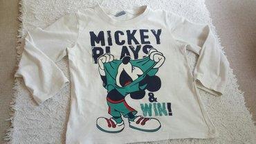 Dečija odeća i obuća | Pozarevac: Mickey bluzica 6