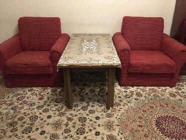 Bakı şəhərində Kreslolar - 2 ədəd kreslo (85sm) satılır