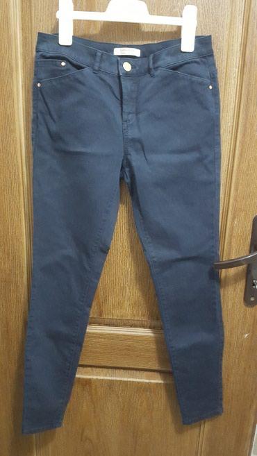 "Zenske pantalone marke ""Clockhouse"" iz c&a. Teget plave. Kao nove. - Smederevo"