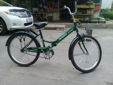 Продаю новый велосипед Кама, купили 2 недели назад не понадобился