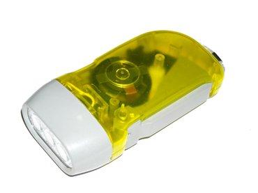 DRUK LED LAMPA  Nova rucna baterijska lampa u crvenoj, plavoj, i - Nis