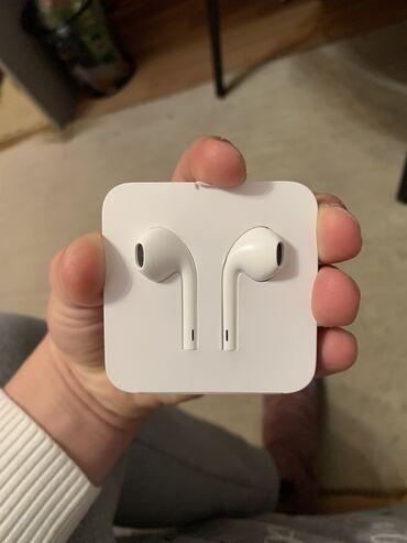 EarPods оригинал от айфон 11 pro max