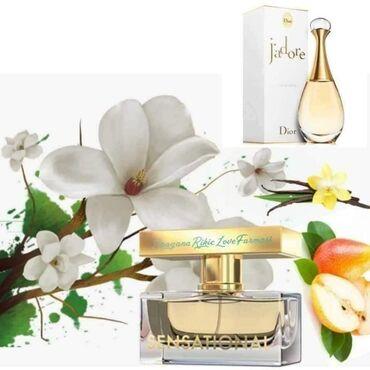 Jun miriše na tri fenomenalna Farmasi parfema, jedan muški i dva