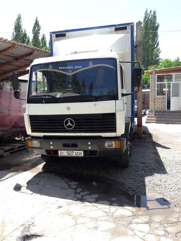 шины для грузовиков в Кыргызстан: Продается мерседес бенс 1320, 6 куб. Турбина интеркуллер Рессор
