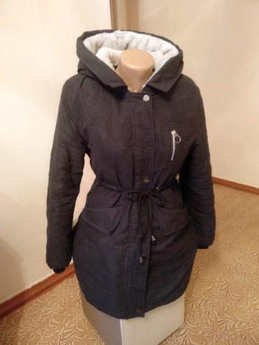 Куртки - Кок-Ой: Удобная куртка. Мягкая ткань, внутри утепленная. 44 размер. Всего