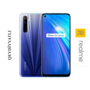 Digər mobil telefonlar - Azərbaycan: Realme 6 8GB/128GB - 499 AZNBuraxılış ili: 2020Ağırlıq: 191 gSIM kart