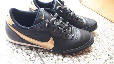 Ženska patike i atletske cipele   Sabac: Zenske nike patike, obuvene par puta, kao nove, br. 36,5