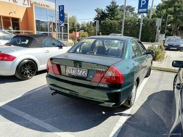 Used Cars - Greece: Mitsubishi Lancer 1.3 l. 2000 | 150000 km
