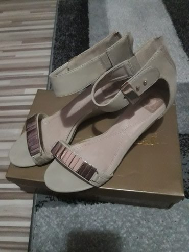 Sandale dva puta nosene,bez boje... - Kragujevac