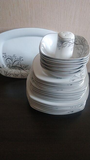 Тарелки, 26 предметов мало пользовалась только для гостей . В