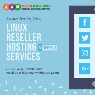 Linux Reseller Hosting is on Great Sale at just 999/month at AGM Web