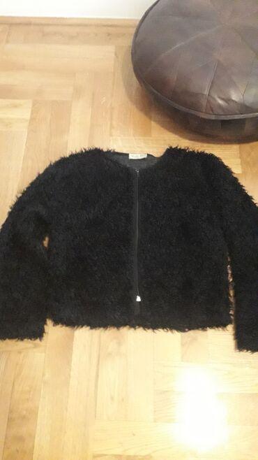 Bundice - Pozarevac: Teddy Crna bundica, proizvedena u Parizu.Extra kvalitet, moderna, bez
