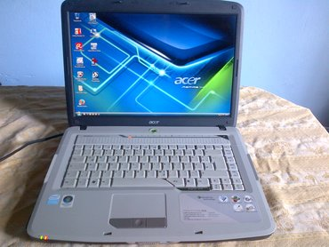 ACER Aspire 5310 -- 15,4 ==-- ispravan laptop Stigao je iz