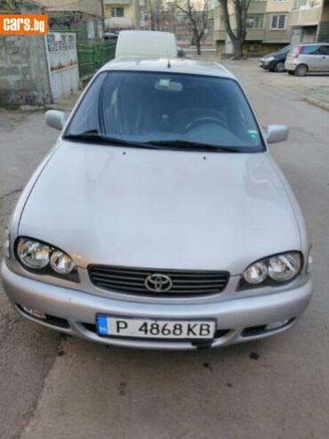 Toyota Corolla 1.6 l. 2001 | 146000 km
