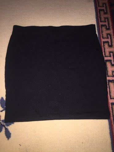 Mini crni M